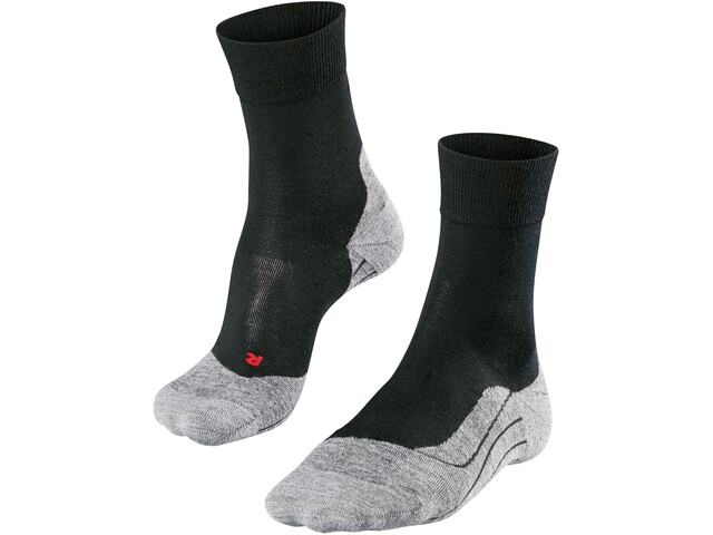 Falke RU4 Wool Socks Herren black-mix